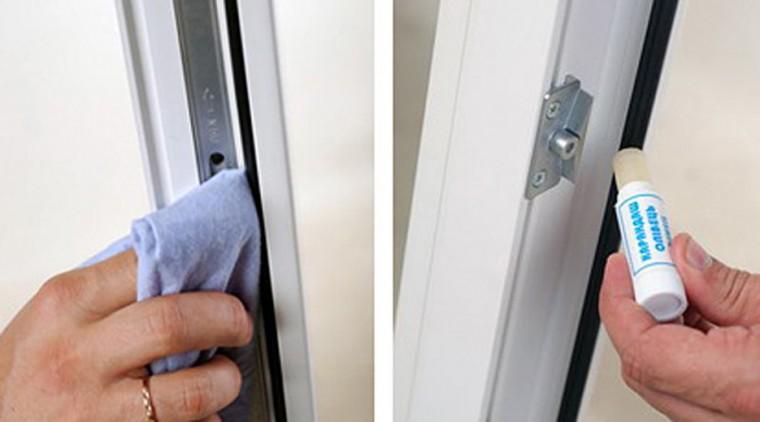 Как ухаживать за пластиковыми окнами и дверями правильно 2