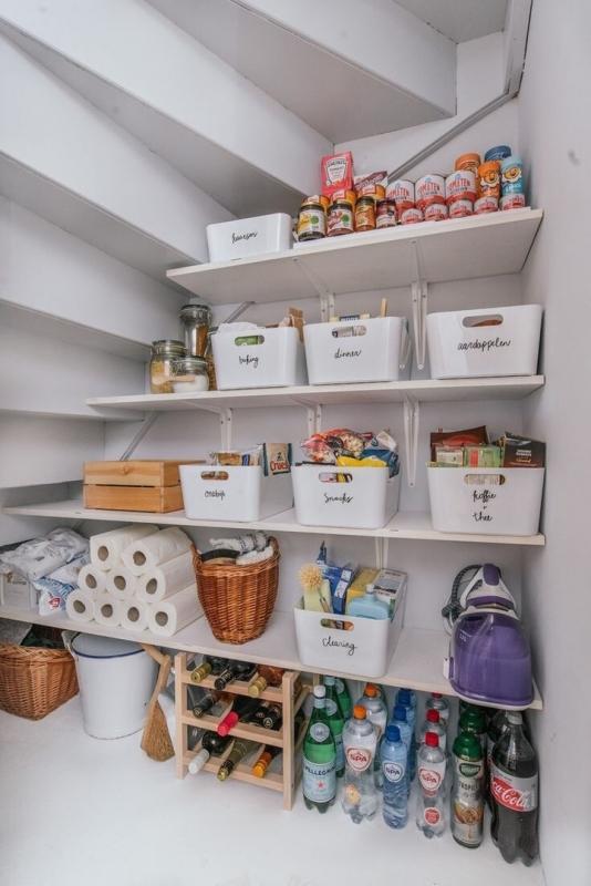 Идеи организации пространства в доме для поддержания порядка 4