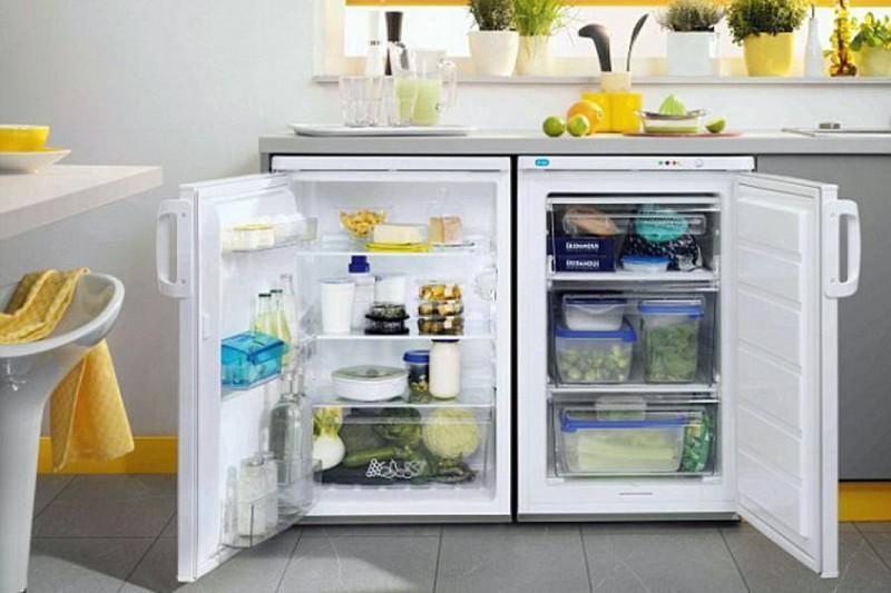 Как разместить холодильник, если места мало 0