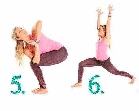 10-минутная йога для уравновешенного состояния на целый день 2