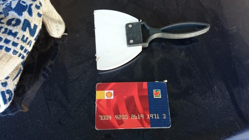 Нестандартные способы использования пластиковых карт 4