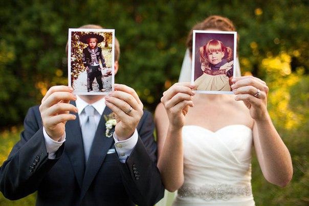 Какие интересные и забавные фотографии можно сделать на свадьбе 9