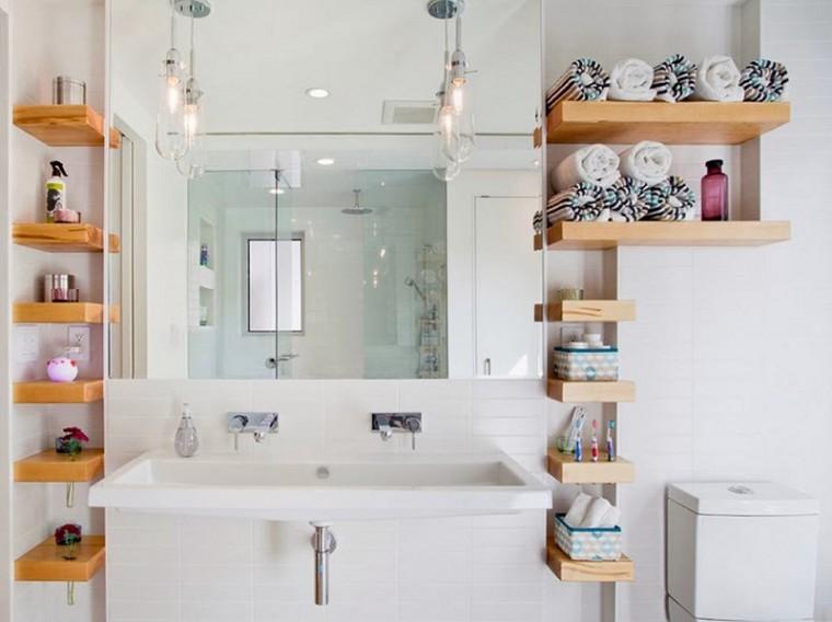 Простые и оригинальные способы наведения порядка в ванной комнате 0
