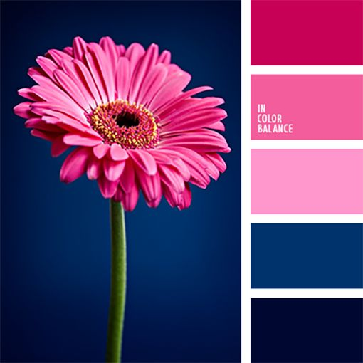 Яркие и сочные сочетания цветов 6