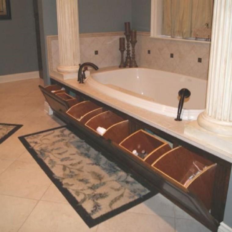 Простые и оригинальные способы наведения порядка в ванной комнате 10