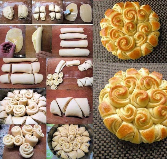 Идеи для красивой выпечки 1