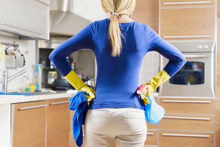 Как поддерживать чистоту в комнате, тратя 5 минут 0