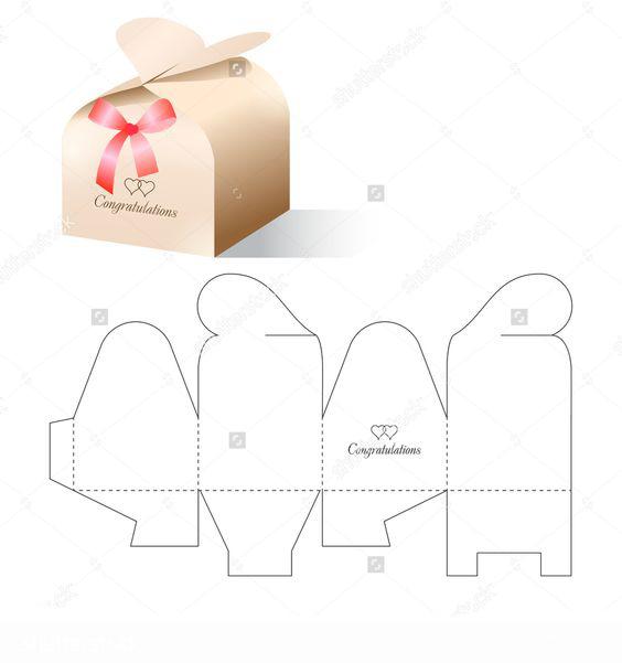 Как сделать разную упаковку для подарков 3