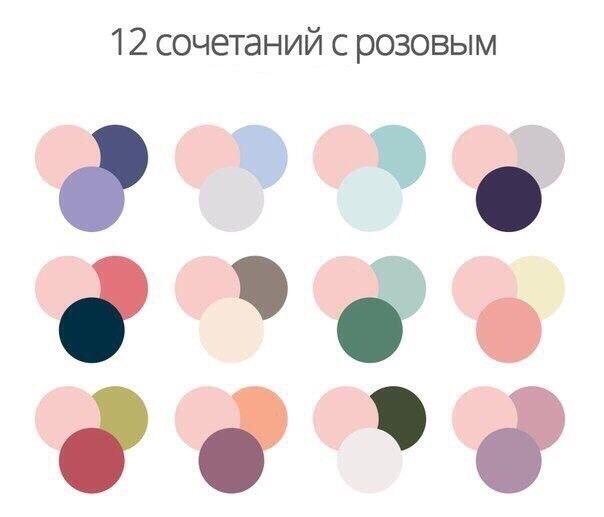Как сочетать цвета красиво 0