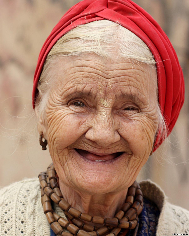 Картинки красивых старушек
