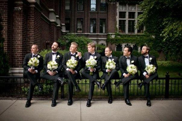 Какие интересные и забавные фотографии можно сделать на свадьбе 1