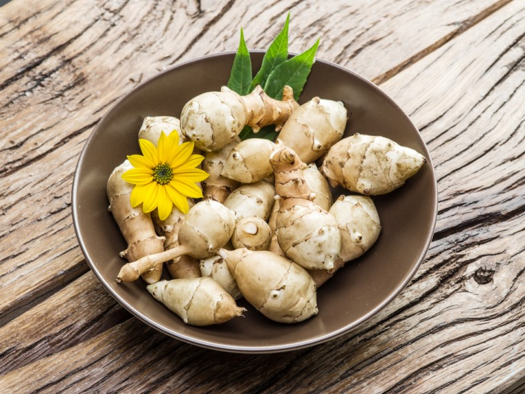 Как использовать вечный картофель или топинамбур 0