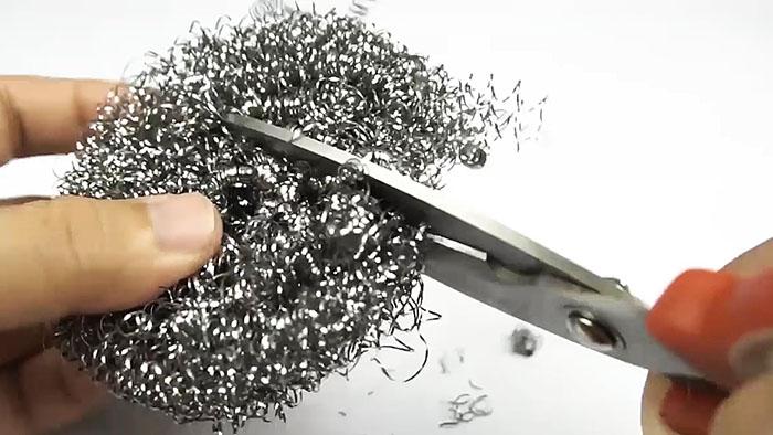 8 способов быстро наточить ножницы 0