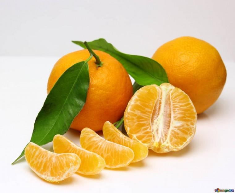 Оригинальные способы использования мандаринов 0