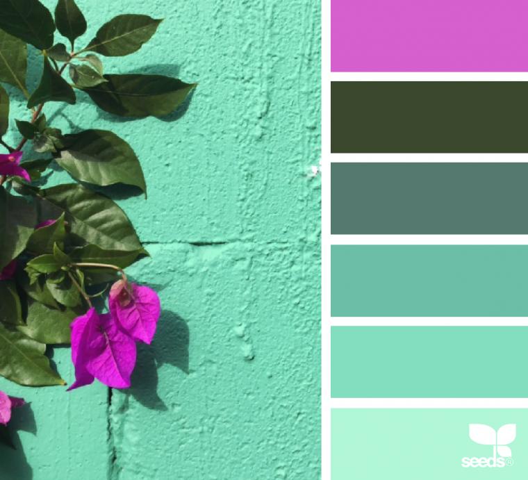 Яркие и сочные сочетания цветов 8
