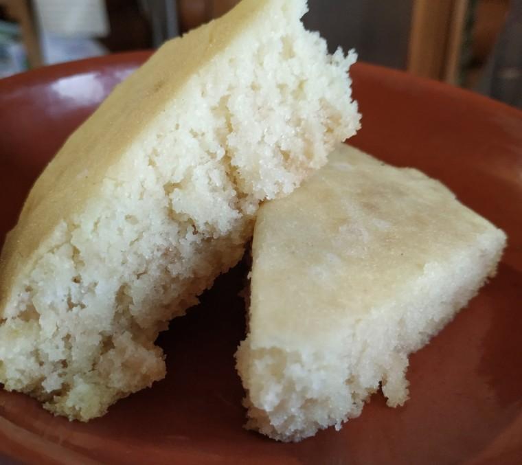 Как приготовить рисовый безглютеновый бисквит 0