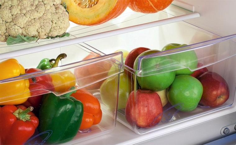 Где и как правильно хранить фрукты и овощи 0