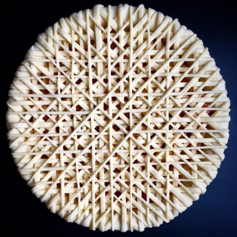 Интересные идеи декора пирогов 0