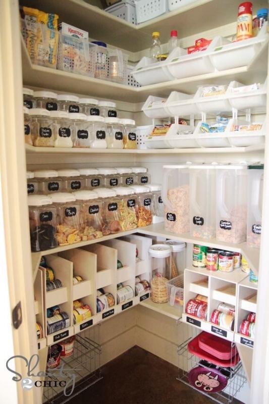 Идеи организации пространства в доме для поддержания порядка 3