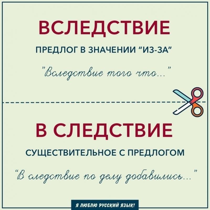 Как писать по-русски правильно 1