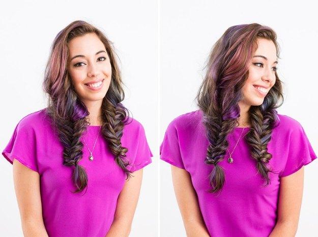 Как сделать красивые прически для длинных волос 2