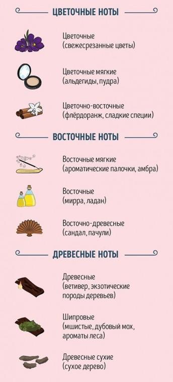 Как разбираться в тонкостях парфюма 0