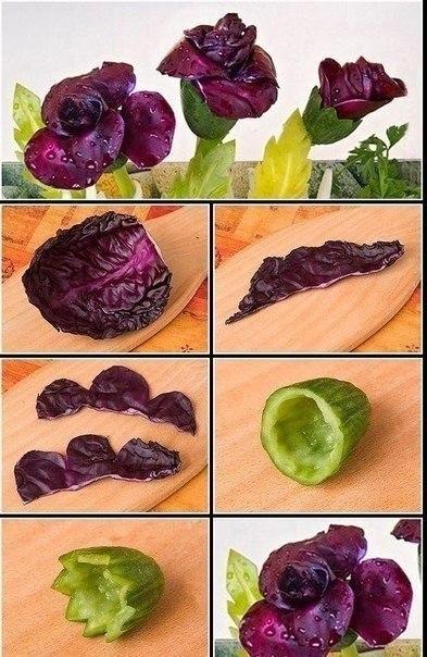 Как красиво оформить блюда 0
