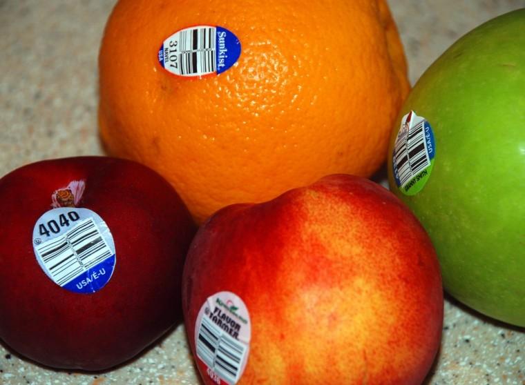 Разбираемся в наклейках на фруктах для выбора лучших 0