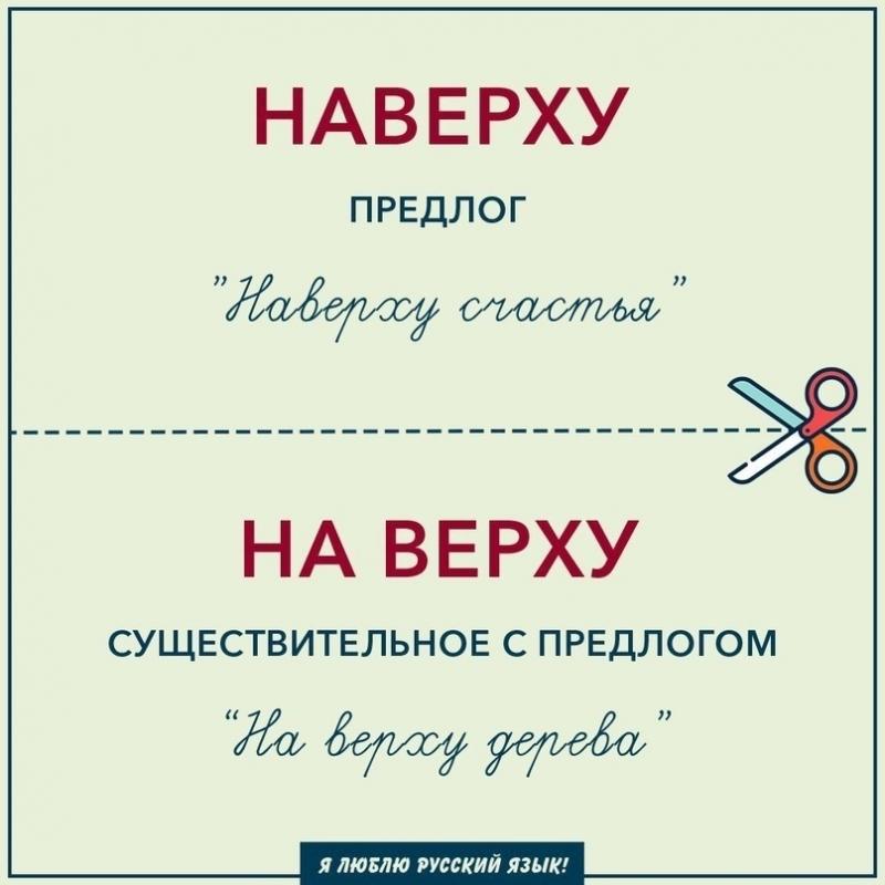 Как писать по-русски правильно 4