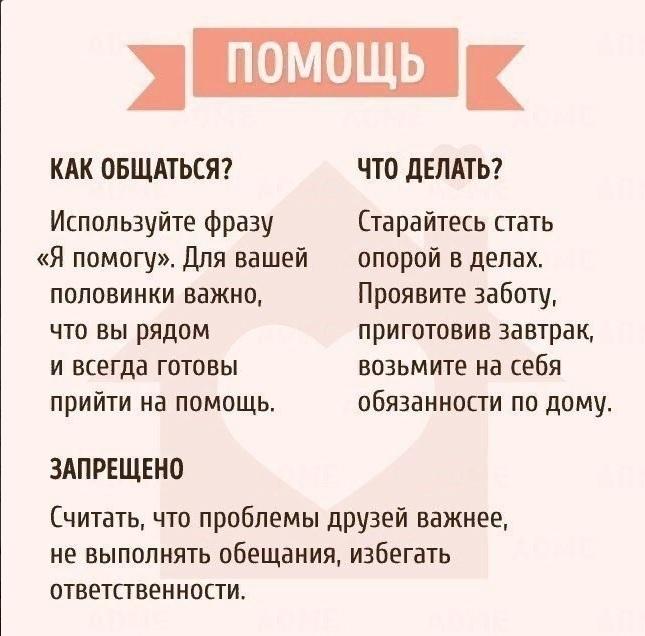 Как пользоваться пятью языками любви по Гери Чепмену 3