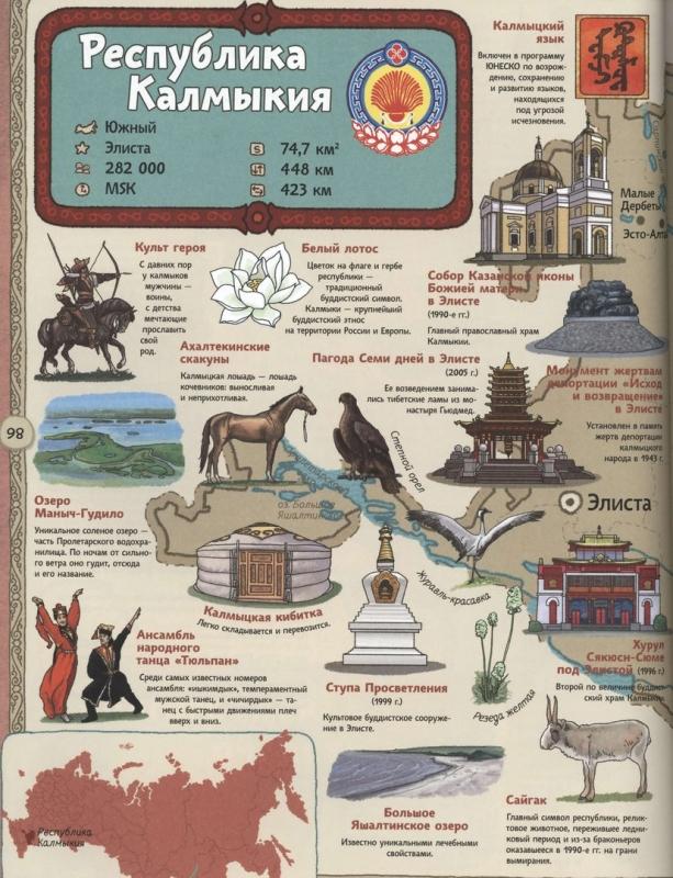 Достопримечательности России, о которых стоит знать 8