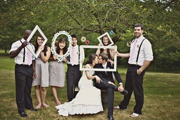 Какие интересные и забавные фотографии можно сделать на свадьбе 7