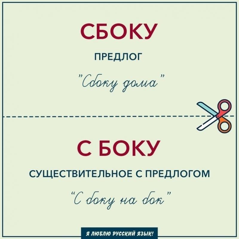 Как писать по-русски правильно 5