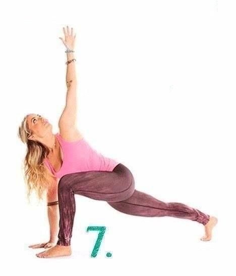 10-минутная йога для уравновешенного состояния на целый день 3