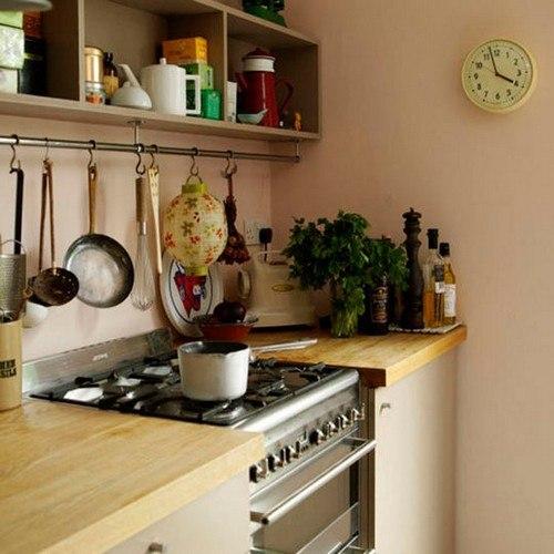 Как использовать рейлинги для кухни максимально полезно 2