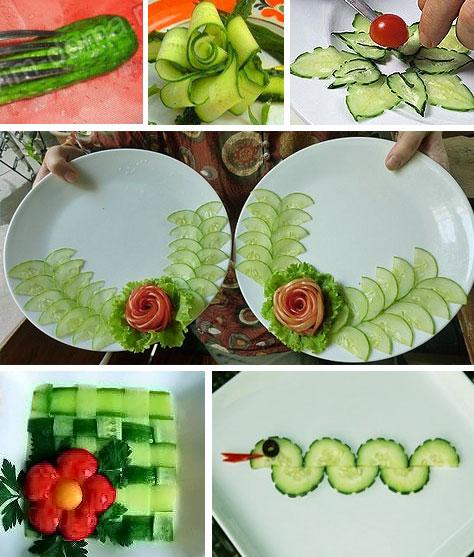 Как красиво оформить блюда 8