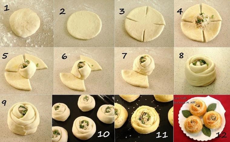 Идеи для красивой выпечки 8