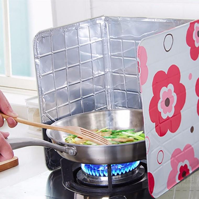 Как избежать разбрызгивания масла при жарке 0