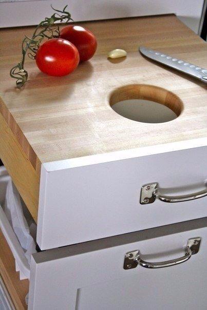 8 бесконечно удобных способов сэкономить место на кухне 5