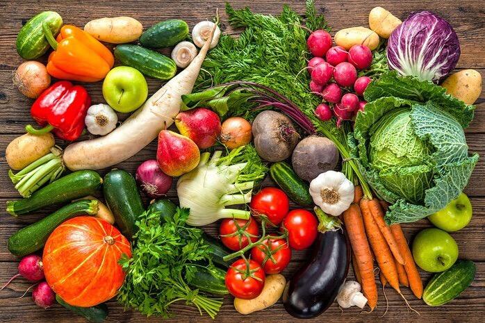 Избавляемся от нитратов и пестицидов в овощах и фруктах 0
