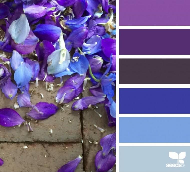 Яркие и сочные сочетания цветов 7