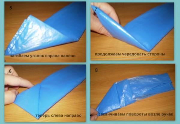 Как хранить пакеты правильно 4