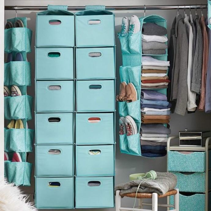 План хранения вещей в домашнем хозяйстве 0