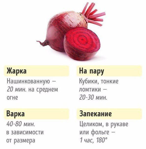 Как готовить овощи правильно и вкусно 5