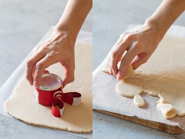 Как сделать фигурные формочки для печенья из жестяной банки 3