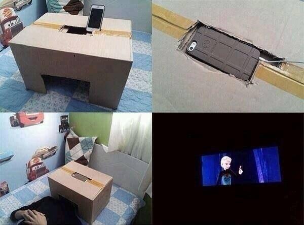 Домашний кинотеатр 0