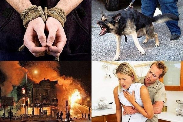 Правила поведения в опасных ситуациях. 0