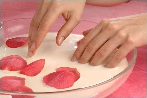Укрепляющие ванночки для ногтей в домашних условиях. 0