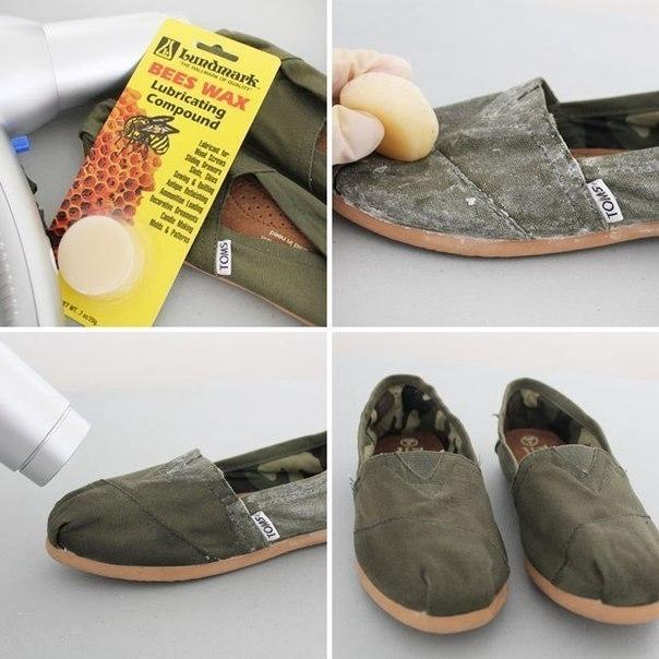 Как сделать свою обувь непромокаемой 0
