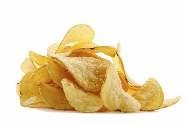 Как приготовить хрустящие и вкусные чипсы в микроволновке 0